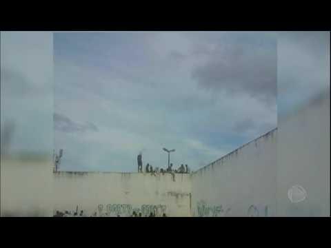 Detentos fazem rebelião em presídio do Rio Grande do Norte neste sábado (14)