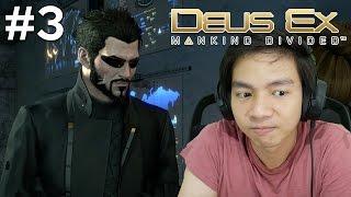 Tempat Rahasia - Deus Ex : Mankind Divided - Indonesia #3