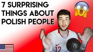 7 Surprising Things About Polish People!!!