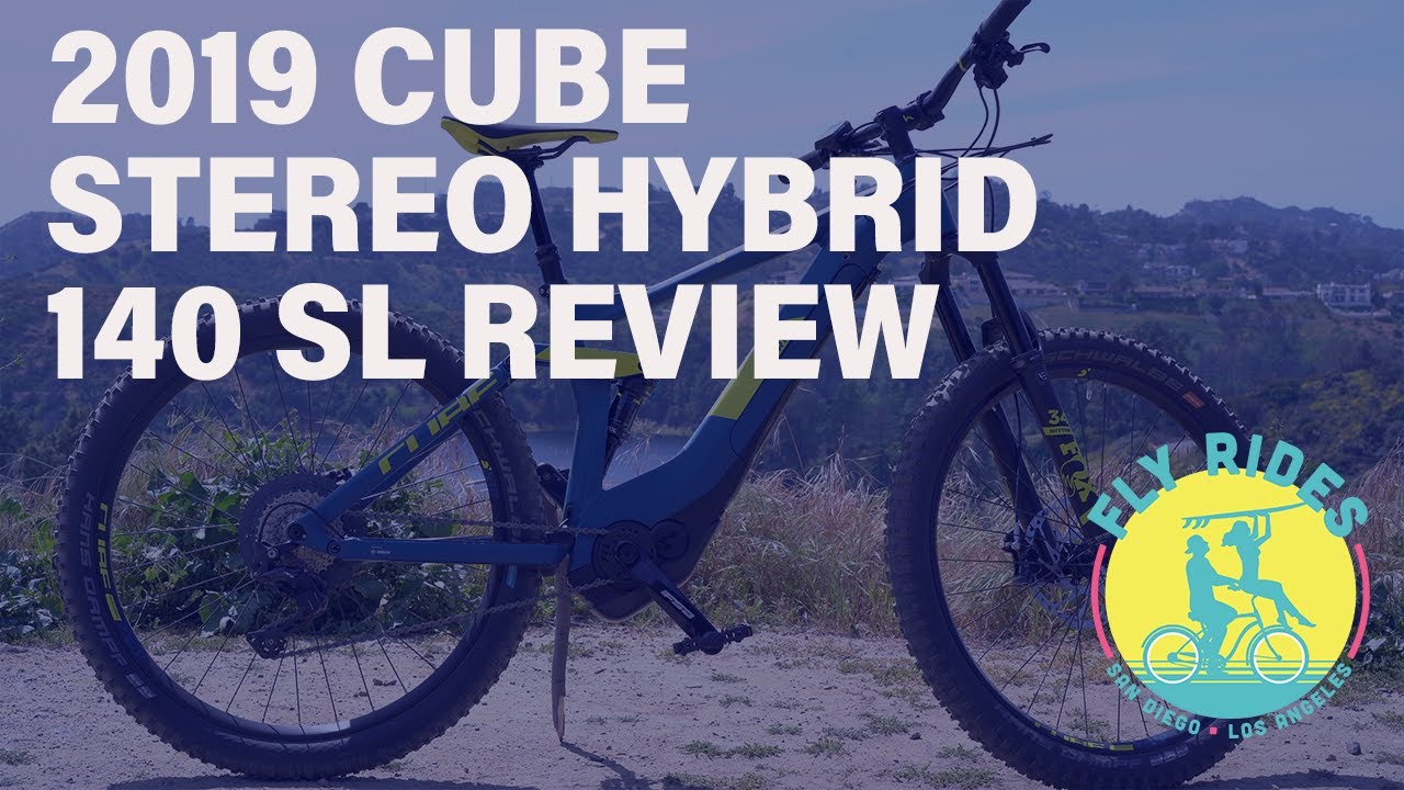 Cube Electric Bikes - Fly Rides USA