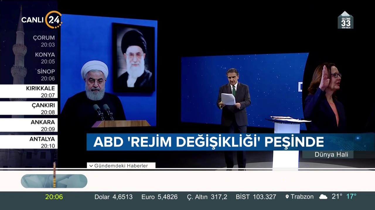 Selim Atalay ile Dünya Hali (22 Mayıs 2018)