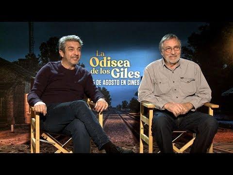 La Odisea De Los Giles: Ricardo Darín Y Luis Brandoni Revelan Detalles De Su Nueva Película