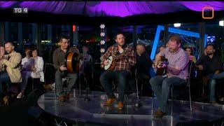 Stevie Dunne, Gerard Thompson & John Joe Kelly
