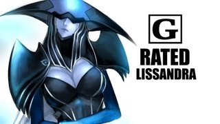 Repeat youtube video League of Legends : G Rated Lissandra