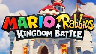 Mario + Rabbids Kingdom Battle - Complete Game Walkthrough (All Worlds)