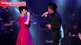 Ombak Rindu - Adira & Hafiz #konsertdestini
