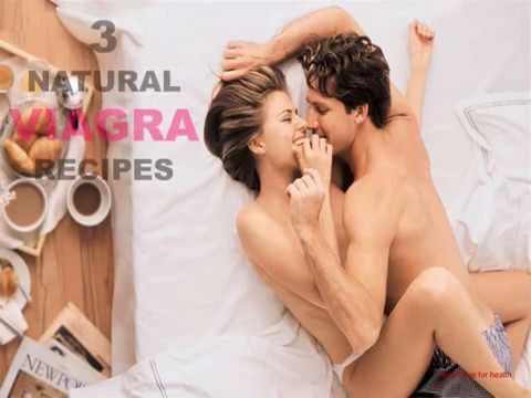3 Natural Viagra Recipes