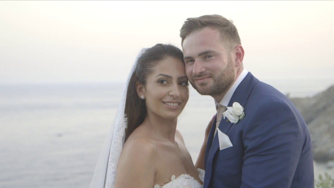 Lara & Ben - The Wedding - Mykonos 2017