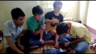 Hoang Mang-guitar cover bay DẦU NHỚT BAND