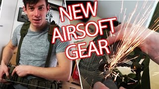 NEW AIRSOFT GEAR!