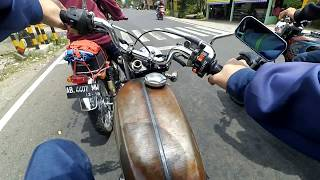 TOURING KE ACARA CB WONOGIRI !!! Part (1)