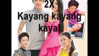 Repeat youtube video PinaSmile by: Kathryn Bernardo & Daniel Padilla ( LYRICS )