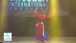 Miss Scuba International 2011 Talent Show - Nendy Yunizar