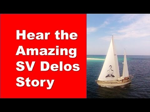 Sailing SV Delos on the Slow Boat Sailing Podcast (audio