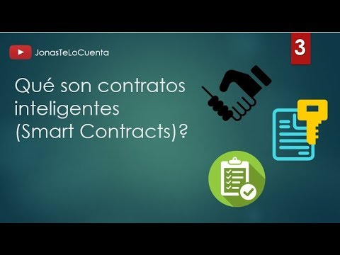 Qué son los Smart contracts o contratos inteligentes? su utilidad en el mundo actual y la blockchain
