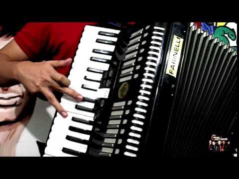 Muchacho de Campo - Voz de Mando Acordeon de Teclas Instruccional (Slow)