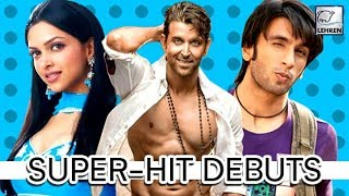 9 Bollywood Stars With Super-Hit Debuts | LehrenTV