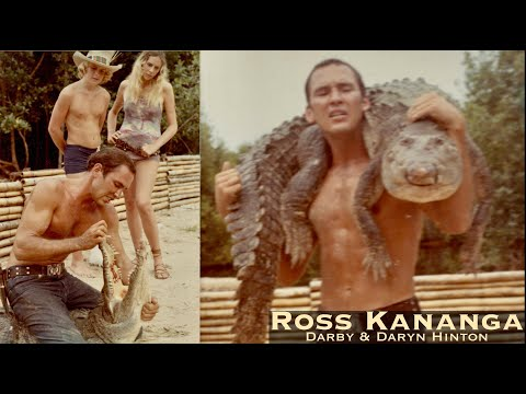 "007 Stuntman runs across the backs of live gators REPEATEDLY to get the shot in ""Live and Let Die"" (see: things that would never be attempted today) -- EDITED to include correct link"