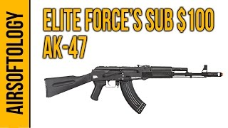 A name-brand full metal AK for under $100? - The Elite Force RS-KP | Airsoftology
