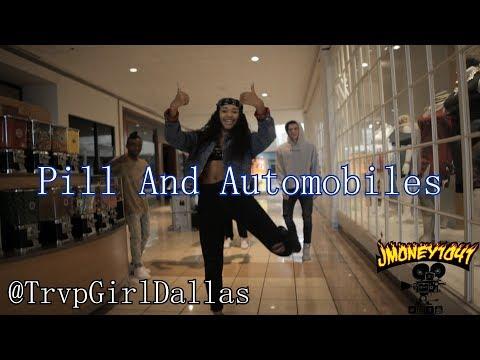 Chris Brown - Pills & AutoMobiles (Dance Video) Shot By @Jmoney1041