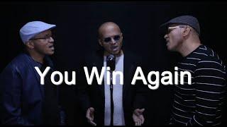 Bee Gees - You Win Again [Wilson Viturino - Studio Sessions]