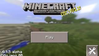 como jogar minecraft pocket edition 0 9 5 online