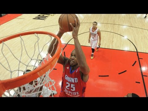 2017 NBA D-League Showcase: Top Plays of Day 1 in Mississauga