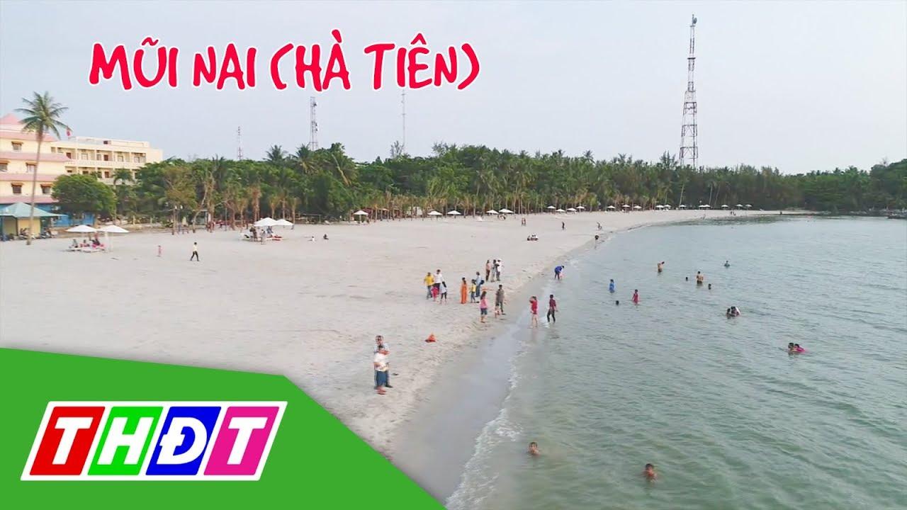 Mũi Nai (Hà Tiên) – biển xanh cát trắng nắng vàng | THDT