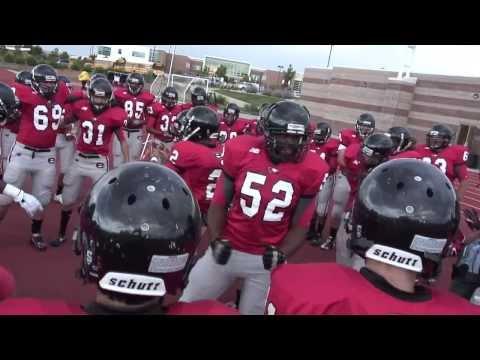 "Pre Game Team Chants Eaglecrest Raptors Football ""We Ready"""