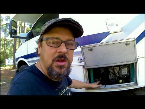 Nomatic Fanatic Genset Fuel pump Repair.