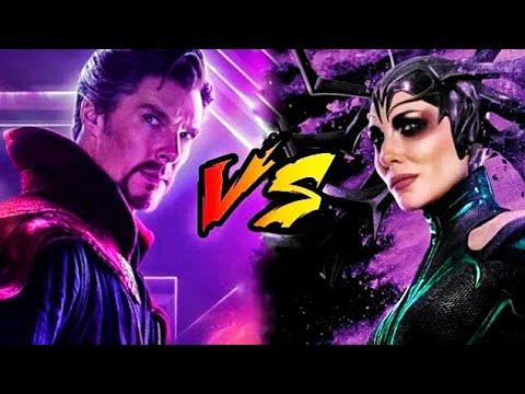 Doctor Strange Vs Hela In Hindi