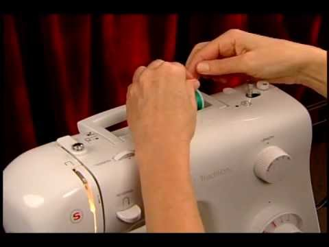 Singer Fashion Maker 8280 Sewing Machine Demo