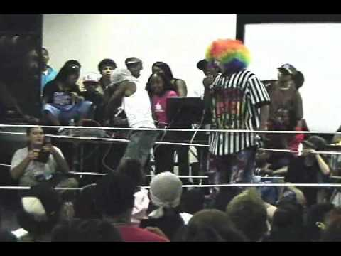 Tommy the Clown: Krump Before Rize
