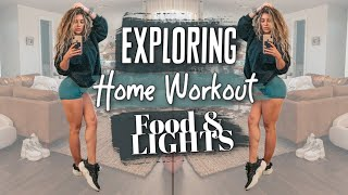 The One With Home Improvements! Workouts! Even A Ukulele ?| Episode 4 100 Days