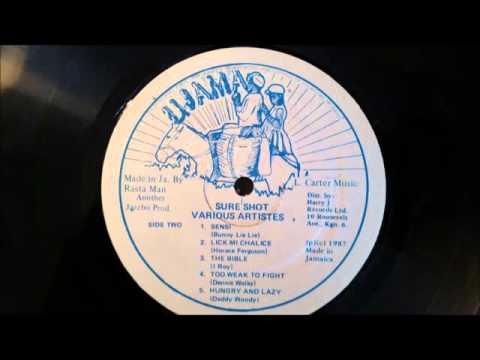 I Roy - The Bible - Ujama LP 1987