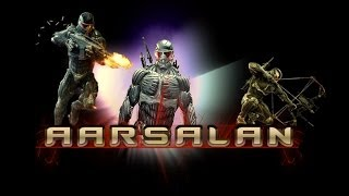 crysis 3    gameplay   HD 1080P aarsalan