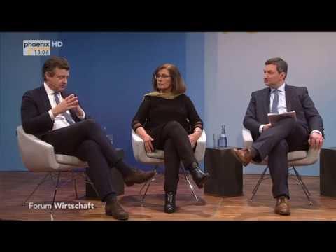 """""""Nichts dazugelernt? Wie sicher sind Europas Banken?"""" - Forum Wirtschaft Spezial vom 15.04.18"""