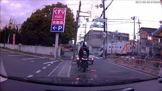 【日本の危険地帯!】 大阪の日常の交通マナー