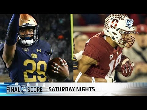 Notre Dame-Stanford football game preview