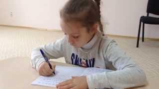 Подготовка руки к письму. Подготовка к школе. Одесса, Мадагаскар
