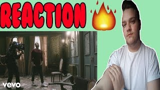 Eminem - River (Behind the Scenes) ft. Ed Sheeran   Reaction!