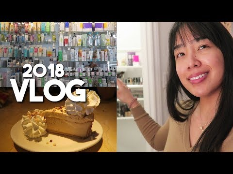 vlog | decluttering + beauty closet & bathroom update