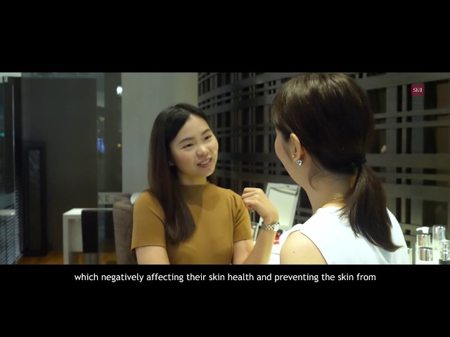 Introduction to Senze EO+ Facial by SK-II Boutique Spa