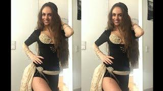 Isabella Shaabi Belly Dance - Mahrgan el woshosh - عايم فى بحر الغدر