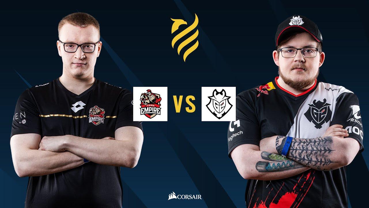 Team Empire vs G2 Esports // Rainbow Six European league - Playday #3