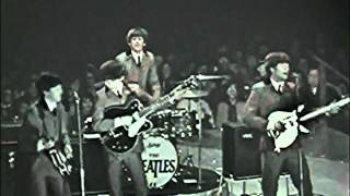 The Beatles! washington coliseum compilation 11 february 50 years!