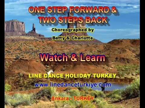 One Step Forward & Two Steps Back (Watch & Learn)