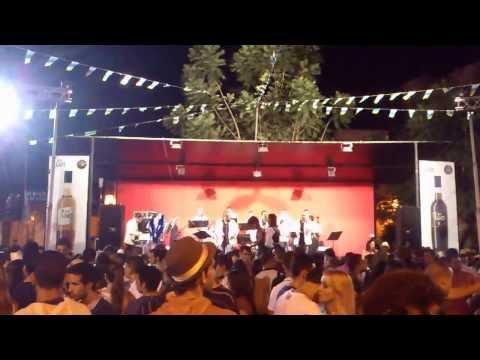 Orquesta Sabrosa La Palma 2013 ( San Andrés y Sauces ).