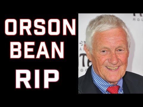 Actor Orson Bean Dies In Freak Accident in Venice, California