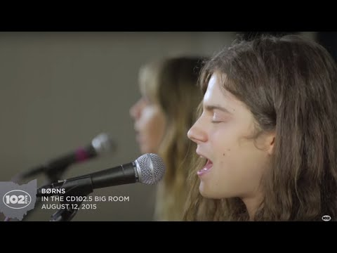 "BØRNS ""Electric Love"" Live in the CD102.5 Big Room"